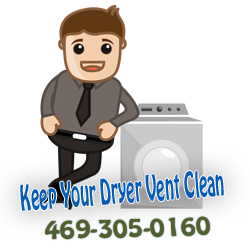 keep your vent clean